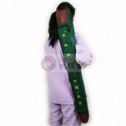 武极堂双层刀剑套-绿色