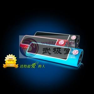 晨练太极拳音乐播放器 便携音箱 MP3播放器 音质好 声音大 送2G存储卡、充电器、原装包、读卡器值得推荐