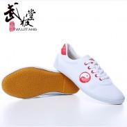 武极堂太极帆布鞋 练功鞋 武术鞋三个颜色上市特价中 让我们见证爆款